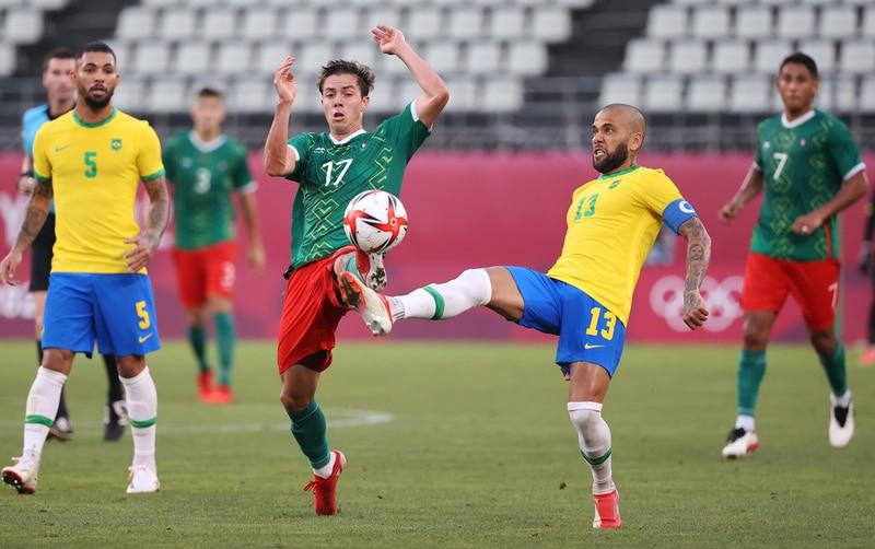 México vs. Brasil | Getty Images