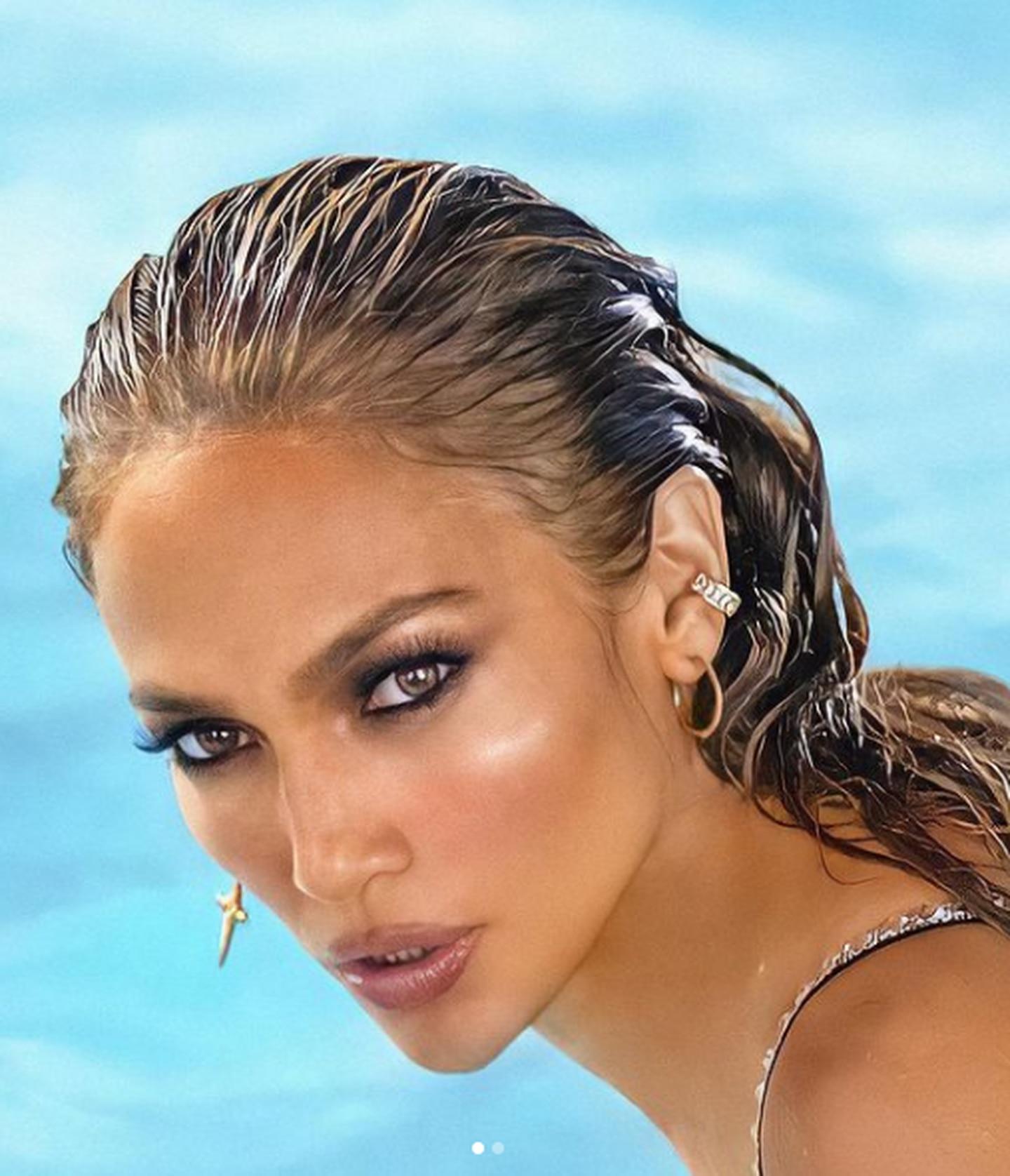 """""""Cambia el paso"""" Jennifer Lopez y Rauw Alejandro"""