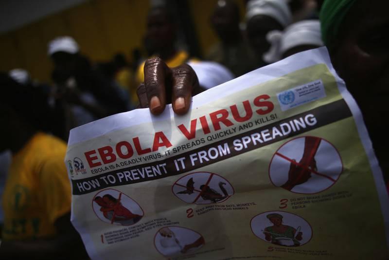 Durante 2014 surgió un brote de ébola en la zona occidental de África, siendo el más grande registrado hasta el momento