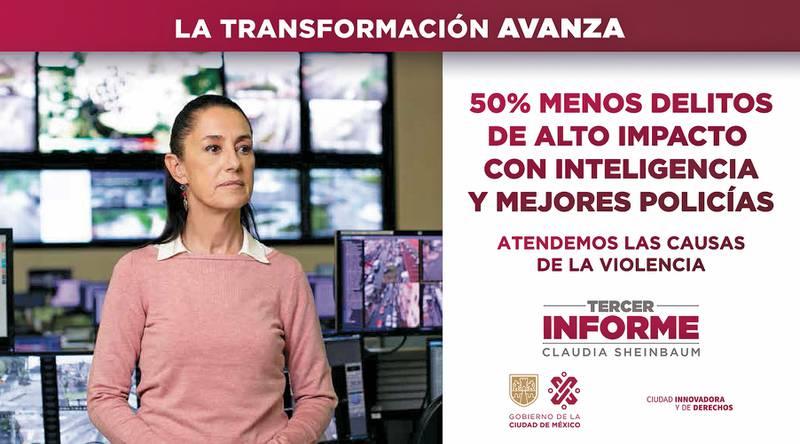 Anuncio Gobierno de México edición CDMX del 22 de Septiembre del 2021, Página 4