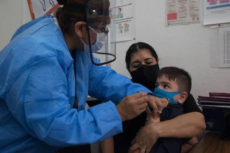 La vacunación de los menores de edad fue una de las principales exigencias para el regreso a clases en este 2021
