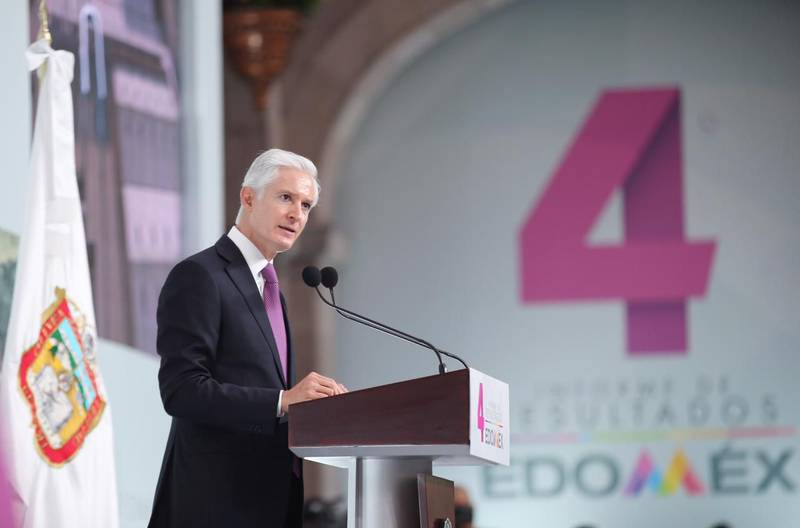 Alfredo del Mazo fue electo gobernador para el periodo 2017-2023