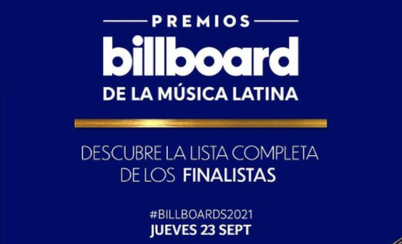 Lista de nominados Bilboard Latin Music 2021