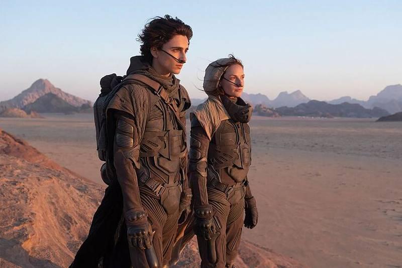 """""""Con Dune he sacado al joven enamorado de la ciencia ficción"""": Denis Villeneuve"""