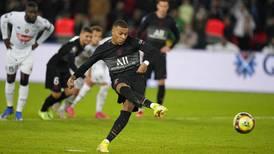 Con gol agónico de Mbappé, PSG supera a Angers