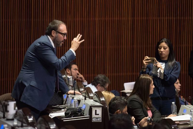Mauricio Toledo, acusado de enriquecimiento ilícito.