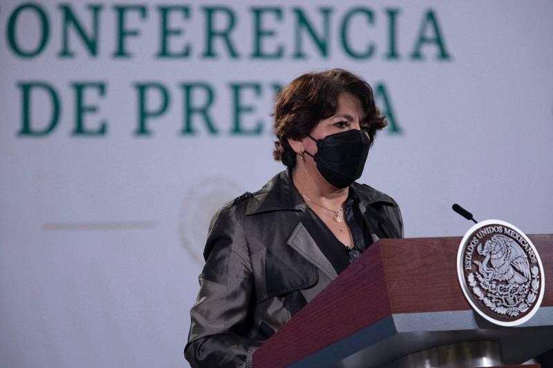 Regreso a clases presenciales será el 30 de agosto: Delfina Gómez