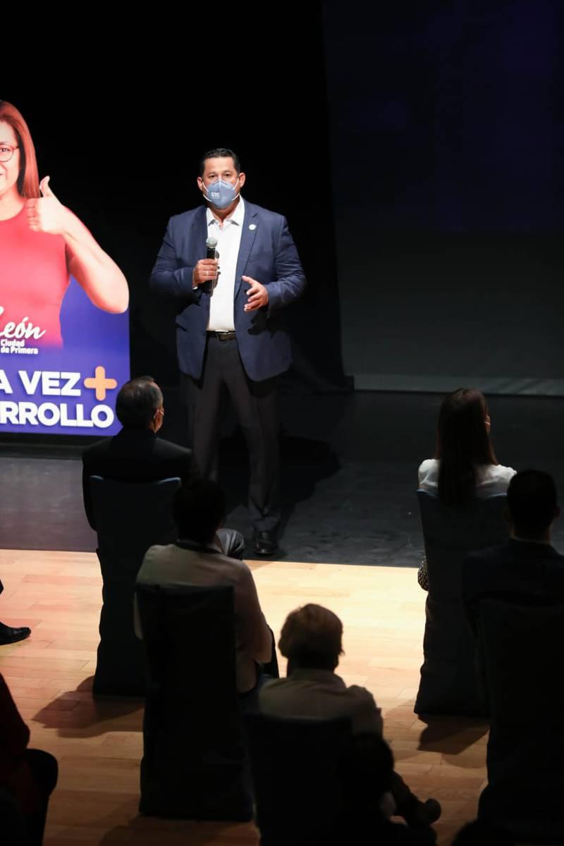 obras de Diego Sinhue Rodríguez, gobernador de Guanajuato anuncia 184 obras para León
