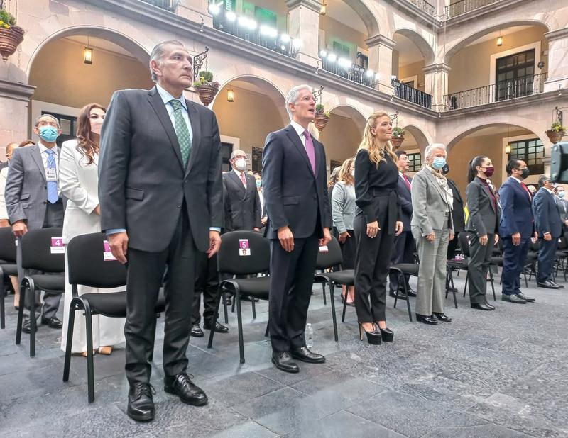 Alfredo del Mazo: Invitados al Cuarto Informe de Gobierno del Edomex