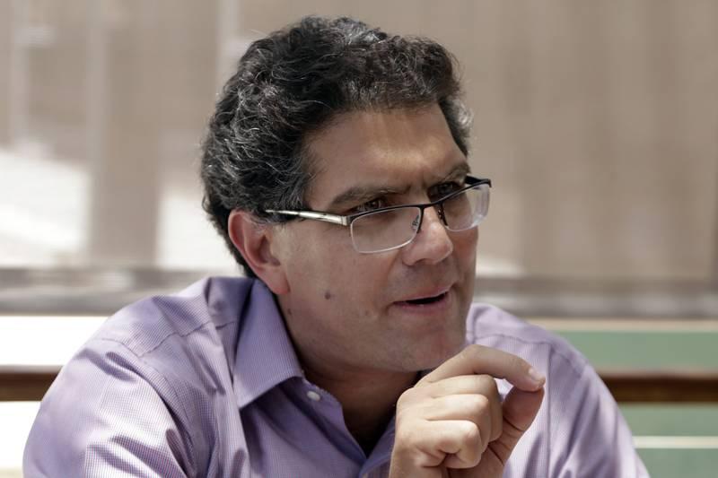Designan a Ríos Piter como nuevo rector de la Udlap