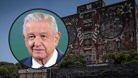 La UNAM se derechizó aún en la rectoría de Juan Ramón de la Fuente: AMLO