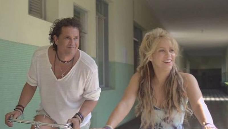 Carlos Vives le hará un homenaje a Shakira en su nuevo disco