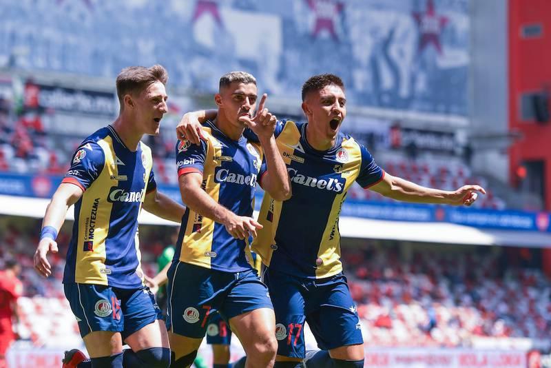 Atlético San Luis evita que Toluca sea líder de la Liga MX