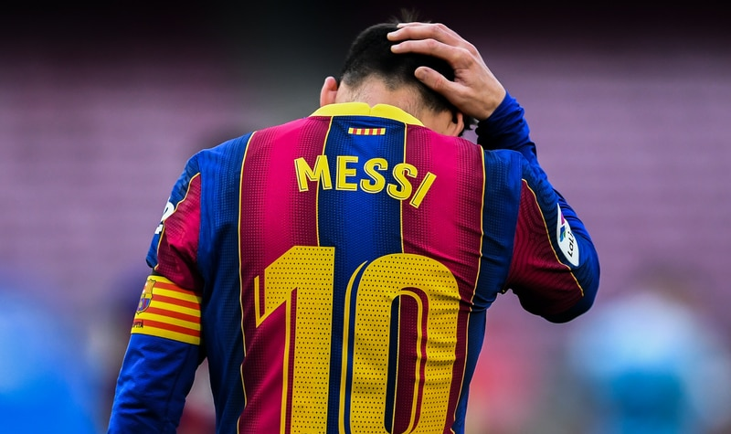 Lionel Messi   Getty Images