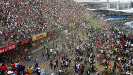 ¡Casa llena! Gran Premio de México tendrá aforo del cien por ciento