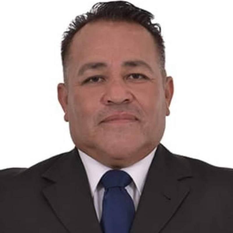Periodista Manuel Reyes