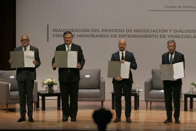 Diálogo para un fin mayor en Venezuela, por Ricardo Monreal