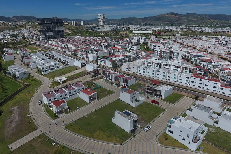 Baja 20% meta de construcción de viviendas por pandemia