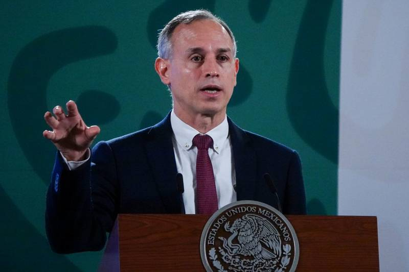 López Gatell: Vacuna reduce las muertes en México