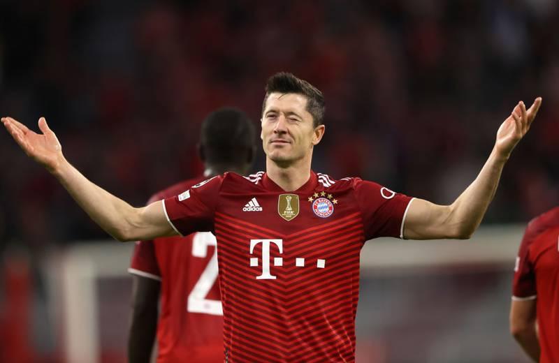 El futbolista polaco no ocultó su deseo de ganar el Balón de Oro tras conseguir 46 goles con el Bayern Múnich y ganara la Bundesliga y Champions League