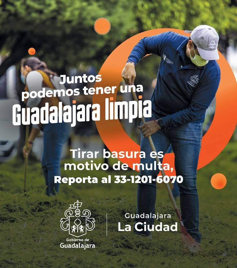 Anuncio Gobierno de Jalisco edición Guadalajara del 5 de Agosto del 2021, Página 5