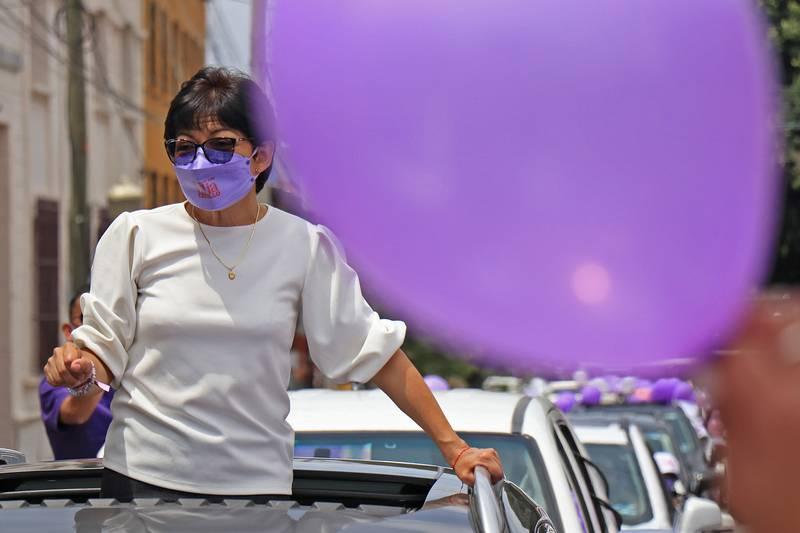 Lilia Cedillo se convierte en la primera rectora de la BUAP