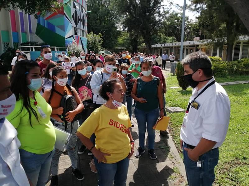 Las diferencias entre el ayuntamiento de Guadalajara y el sindicato del DIF han escalado en los últimos meses por presuntos despidos injustificados.