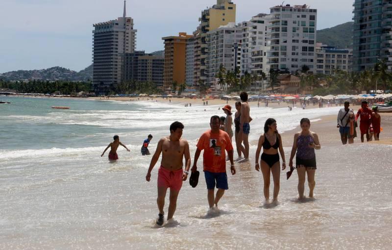 Playas nacionales vacaciones