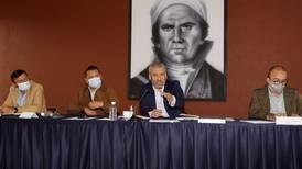 Ramírez Bedolla restablece lazos con el pueblo autónomo de Cherán