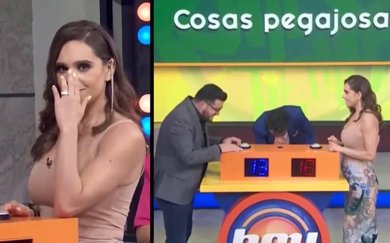 Tania Rincón mecos
