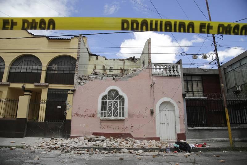 Hay más de 15 casonas del Centro Histórico en riesgo de colapso