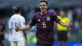 México recupera el primer lugar del octagonal final