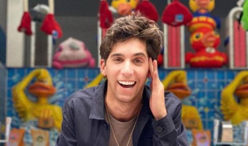 Mauricio Garza de 40 y 20