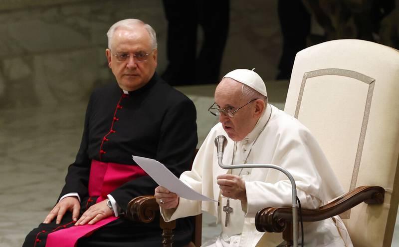 Papa Francisco: Vuelve a audiencias semanales tras cirugía