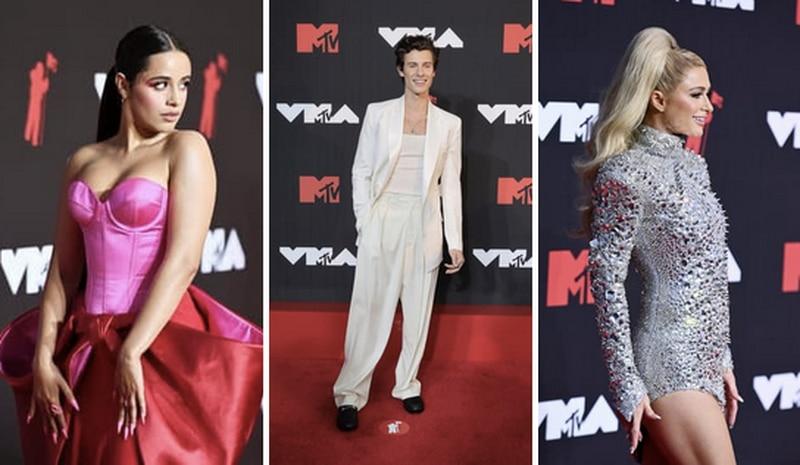 Camila Cabello/Shawn Mendes/Paris Hilton