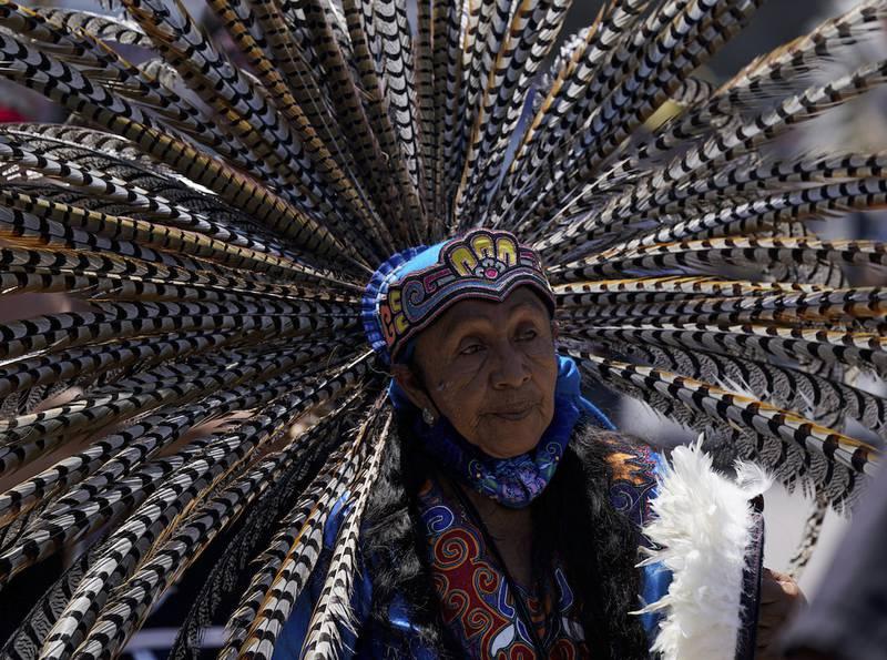 Tenochtitlán: Vox dice que liberaron indígenas