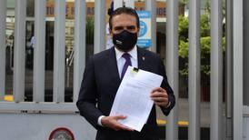 Silvano Aureoles ratifica queja contra AMLO y por la presunta injerencia del crimen en las elecciones