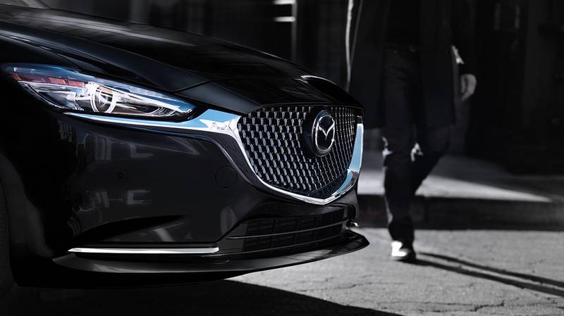 Mazda 6 Frente