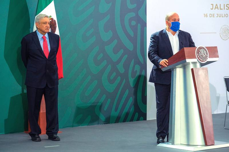 Enrique Alfaro afirmó que la relación con López Obrador ha tenido sus diferencias pero sí se llegaron a varios acuerdos.