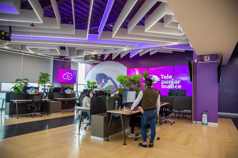 Teleperformance : Soluciones innovadoras para generar experiencias de aprendizaje únicas