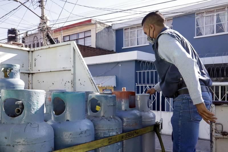 Gas: Profeco dice que paro termina esta tarde y servicio se reanudará