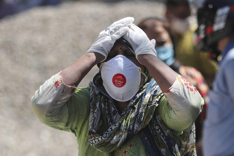 India: Identifican en San Luis Potos´ a 13 personas con variante