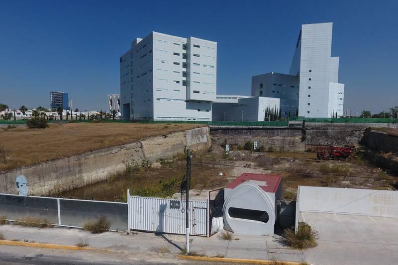 Barbosa pide al CCE regresar terreno de Atlixcáyotl donado en 2016
