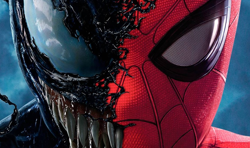 Marvel Venom Spiderman