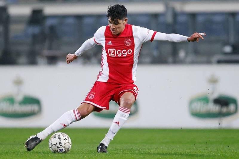 Edson Álvarez seguirá en el Ajax