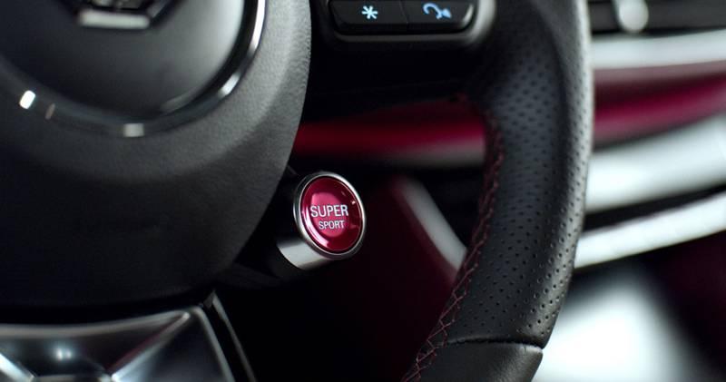 Start Stop Button MG Motor