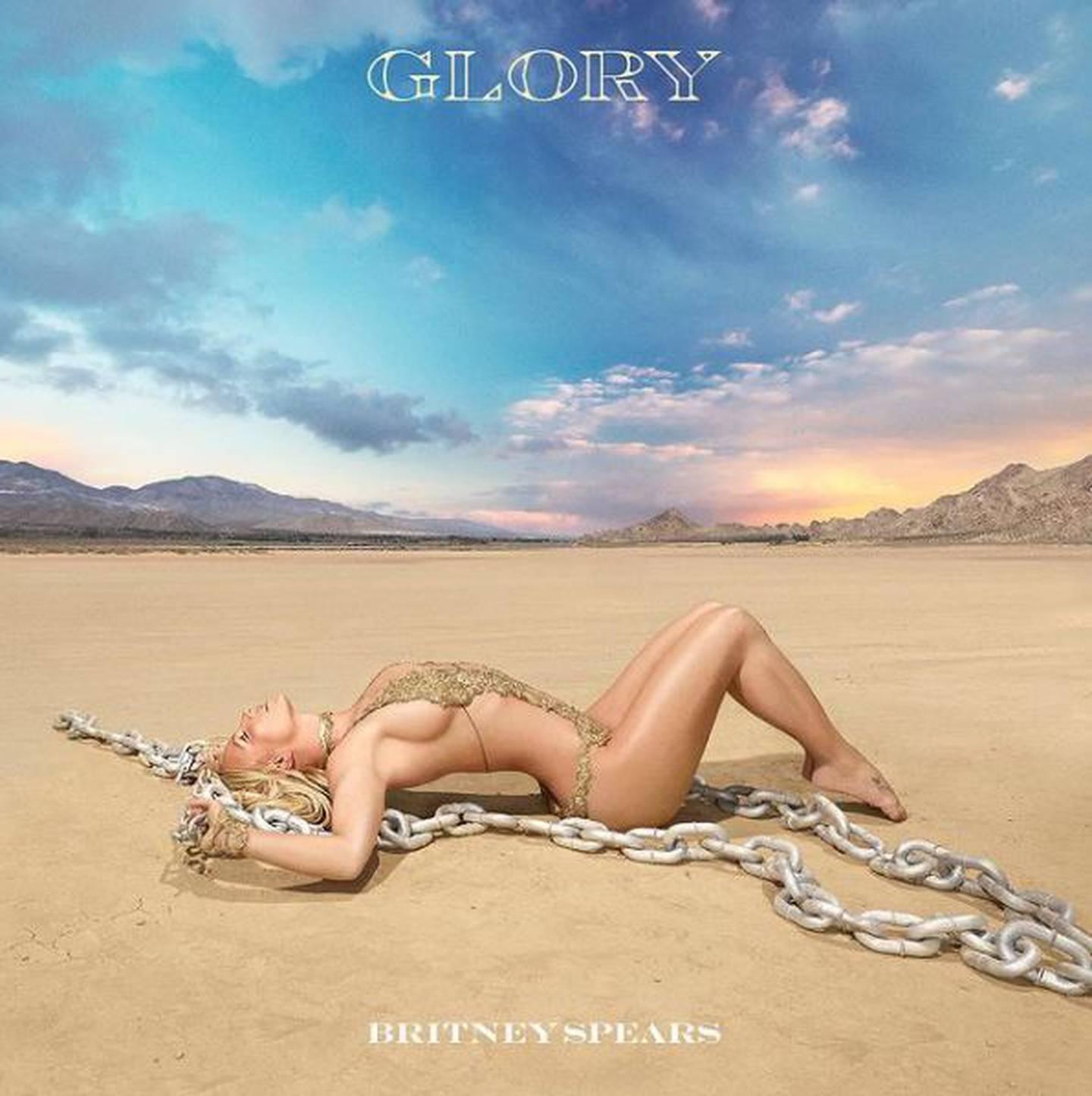 'Glory' de Britney Spears cumple 5 años de su lanzamiento siendo su último disco