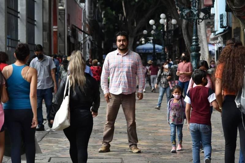 Fallece David Alvídrez, reportero de canal en Puebla