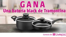 Batería black Tramontina
