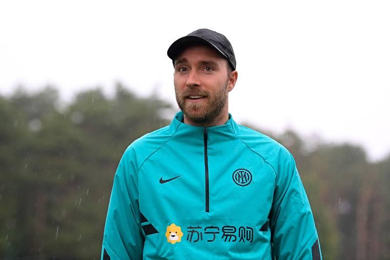 Christian Eriksen reaparece con el Inter de Milán